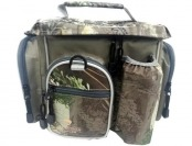 Deal: Small Size Fishing Tackle Bag with Bass Tackle Kit