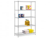37% off Honey Can Do SHF-01441 5-Shelf Steel Shelving Unit
