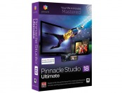 $60 off Pinnacle Studio 18 Ultimate - Windows