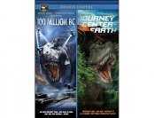 64% off Journey To The Center Of The Earth / 100 Million B.C. DVD