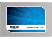"$80 off Crucial BX100 2.5"" 500GB SATA III SSD, CT500BX100SSD1"
