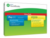 $210 off QuickBooks Pro 2015 + Enhanced Payroll 2015, Windows