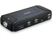 $110 off Anker Compact Car Jump Starter, USB Power Bank, Flashlight