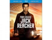 80% off Jack Reacher (Blu-ray, DVD, Digital Copy)