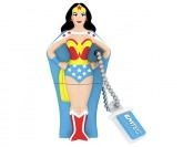 $7 off EMTEC Super Heroes 8GB Wonder Woman Flash Drive
