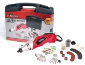 68% off Hyper Tough 106-Piece Rotary Tool Kit
