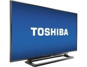 "$100 off Toshiba 40L310U 40"" 1080p LED HDTV"