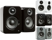 "$90 off Kanto YU2 3"" Desktop Mini 2-Way Reference Monitors"
