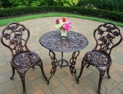 $120 off Rose 3-Piece Bistro Patio Set