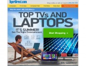 Tiger Direct Summer Sale - Great Deals on Top HDTVs & Laptops