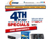 Newegg 4th of July Sale Event - Up to 82% off