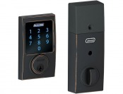 67% or more off Schlage Connect Touchscreen Deadbolts, 10 styles