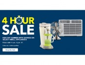 Best Buy Flash Sale - Great Deals on Appliances for your Home & Office
