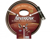43% off NeverKink 3000 Extra Heavy Duty Garden Hose, 75-Feet