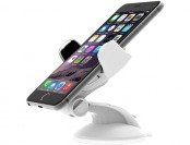 48% off iOttie Easy Flex 3 Car Mount Cell Phone Holder, White