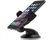 48% off iOttie Easy Flex 3 Car Mount Cell Phone Holder, Black