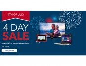 Best Buy Fourth of July Sale Event - HDTVs, Laptops, Tablets & More