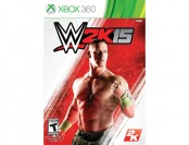 $15 off WWE 2K15 - Xbox 360 Video Game