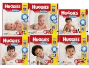 30% off HuggiesSnug & Dry Ultra Diapers, Big Pack, (Choose Size)