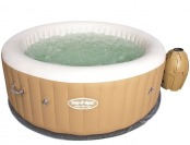 $300 off Bestway Lay-Z-Spa Palm Springs Inflatable 6 Person Hot Tub