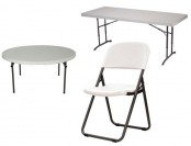Up to 35% Off Select Folding Chairs & Tables at Home Depot