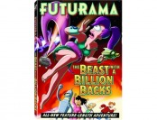 83% off Futurama: The Beast with a Billion Backs (DVD)