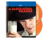 $12 off A Clockwork Orange Anniversary Edition Blu-ray