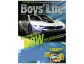 $30 off Boys' Life Magazine, $5.99 / 12 Issues