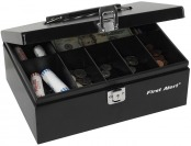 57% off First Alert 3020F Steel Cash Box