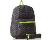 76% off Trailmaker Big Boys' Chevron Backpack with Coin Pouch