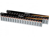56% off Energizer Max AA Alkaline Batteries w/ Power Seal Plus, 34 Ct