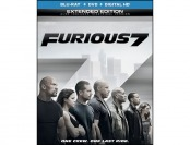 37% off Furious 7 (Blu-ray + DVD + DIGITAL HD)