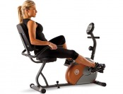 $83 off Marcy ME 709 Recumbent Exercise Bike