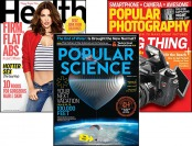 Up to 91% off Best-Selling Magazine Subscriptions, 20 choices