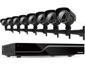 $160 off Defender Sentinel Pro 16CH H.264 DVR + 8 Cameras