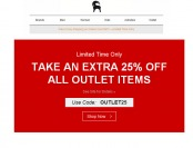 Take an Extra 25% off Outlet Items at BackCountry.com