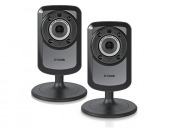 $197 off 2-Pk D-Link Wireless WiFi Network Cameras, DCS-934L