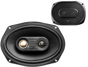 "53% off Polk Audio DXI691 6"" x 9"" 3-Way Coaxial Speakers (Pair)"