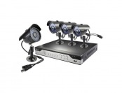 $135 off Zmodo KHI8-CARQZ4ZN-1T 8-Ch, 4-Camera DVR Security System