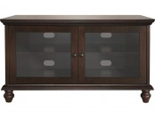 "$70 off Bell'O A/V Cabinet for Flat-Panel TVs Up to 46"" - Espresso"