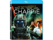 66% off Chappie Blu-ray + UltraViolet Digital Copy