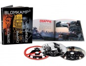 64% off Blomkamp³ Limited Edition Collection Blu-ray