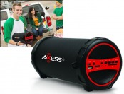 40% off Axess Portable Bluetooth Indoor/Outdoor 2.1 Hi-Fi Speaker