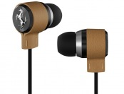 89% off Ferrari Cavallino T150i Earphones w/ Remote (Brown)