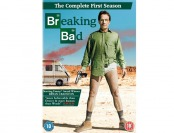 81% off Breaking Bad: The Complete First Season (DVD)