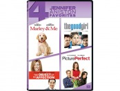 60% off 4 Jennifer Aniston Favorites (DVD)