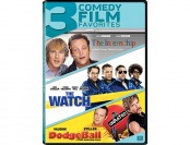 62% off Internship / The Watch / Dodgeball Triple Feature