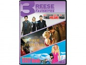 62% off This Means War / Water for Elephants / Legally Blonde DVD