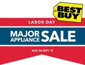 Up to 50% off Major Appliances at Best Buy