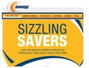 Newegg Summer Sizzling Deals - 18 Top-rated Deals